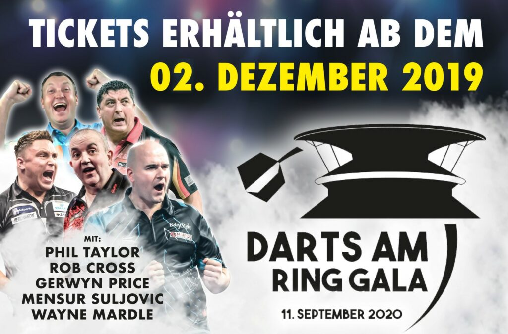 Pdc Europe Tickets